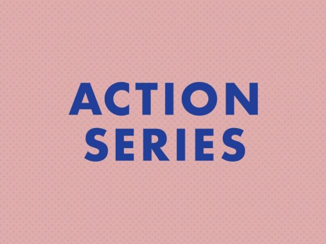Galaktika Records Action Series